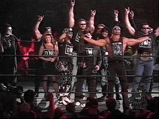 the elite collection of nWo pics here even thought there is only about 15 of them