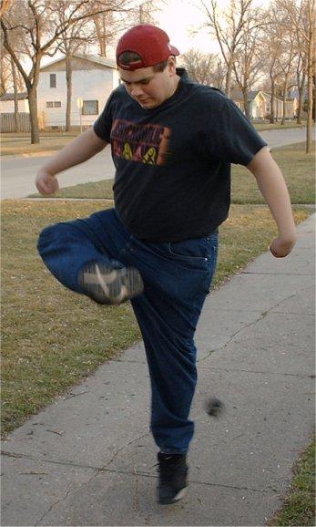 kick it!!